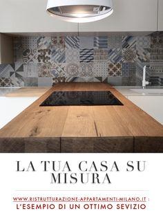 La tua casa su misura  Intervista / Articolo al team di architetti che gestisce il sito Ristrutturazioni-Appartamenti-Milano.it adatto a chi deve ristrutturare casa e non sa a chi rivolgersi.
