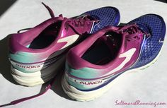 Abigail and Her Magic Running Shoes | SALTMARSH RUNNING