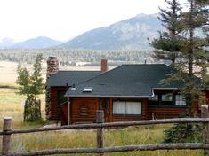 Estes Estes Park, Colorado, Cabin, Mountains, House Styles, Travel, Home Decor, Aspen Colorado, Viajes