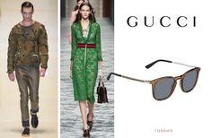 Gucci GG1130 S  unisex in 9 varianti di colore. Linee pulite e colori  caldi, acquistali su Ottica Viegi  occhialidasole  qualità  lenti  tecnico   sunglasses ... a9776946a7