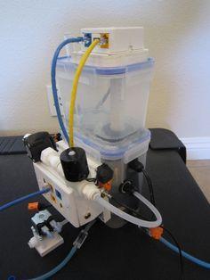 arduino automated aquaponic setup
