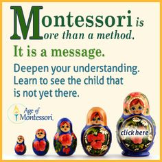 Montessori and attachment parenting, webinar, Age of Montessori, child development, Parenting, Bonding, education, Family www.naturalbeachliving.com