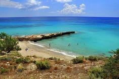 Παραλίες της Κρήτη Ξερόκαμπος - Xerokampos Sitia Crete Greece Crete Greece, Beach, Water, Outdoor, Crete, Viajes, Gripe Water, Outdoors, The Beach