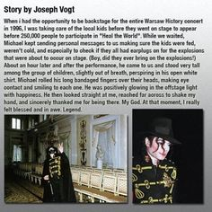 Michael is the most amazing man to have ever lived. His kindness is a true gift ^_^
