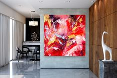 Original Painting on Canvas,Large Painting on Canvas,oil hand painting,original big art,painting can Large Artwork, Large Painting, Painting Canvas, Large Wall Art, Canvas Wall Art, Office Wall Decor, Home Decor Wall Art, Abstract Wall Art, Abstract Paintings