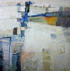 Delta Road Trip, 36 x Leslie Allen at Donna Seager Gallery Abstract Landscape, Landscape Paintings, Abstract Art, Abstract Paintings, Claude Monet, Vincent Van Gogh, Modern Art, Contemporary Art, Leslie Allen