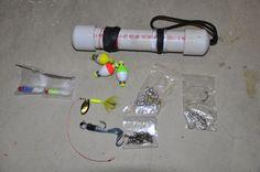 hobo fishing kit