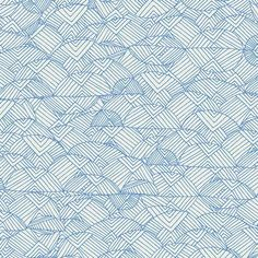 Meadow by Leah Duncan for Art Gallery Fabrics Valley of Azure - Lady Belle…