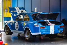 VallelungaClassic'15 - #12 Ford Escort 1600 RS by VenonGT