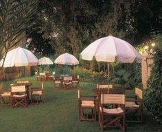 Maidens Hotel-Party Lawn