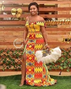 congratulations to Reynolds❤Thelma beautiful couple . Kente dress Second dress Photos Videography… African Fashion Ankara, Latest African Fashion Dresses, African Dresses For Women, African Print Dresses, African Print Fashion, African Women, Ghana Fashion, Africa Fashion, African Prints