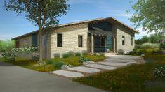 Atrium Home-Texas Custom Home Designs, Custom Homes, Atrium House, Hybrid Design, Sidewalk, Texas, House Design, Photoshoot, Traditional