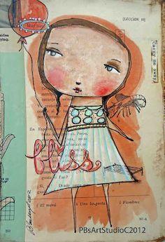 PbsArtStudio - girly journal