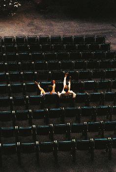 ☼ ♒ ☠ - decrepito: Outdoor Cinema by Giulio Ghirardi