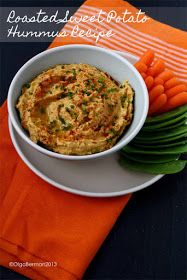 Mango & Tomato: Love Hummus? Then Make This Roasted Sweet Potato Hummus!
