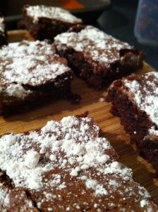 Brownies From Scratch? I Know -- I Don't Usually Make Them That Way, Either.