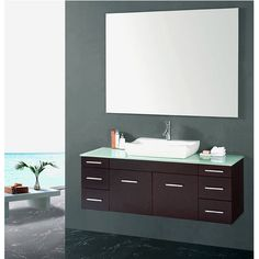floating vanity cabinet - Google Search