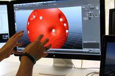 Free Leap Motion plug-in for Autodesk Maya 2014 Autocad 2016, Learn Autocad, Cad Tools, Autocad Training, Leap Motion, Design Tutorials, Video Tutorials, Digital Audio, Sci Fi Movies