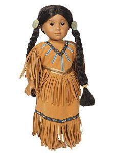 Native American Indian Doll Dress