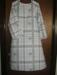 XL2X     Light Grey and Tan Plaid by AlessandraGoldKey on Etsy, $10.00