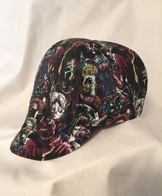 Zombie Cluster Welders Cap/Welding Cap by KattsHatts on Etsy
