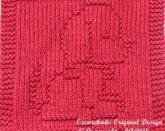 Knitting Cloth Pattern - ROVER
