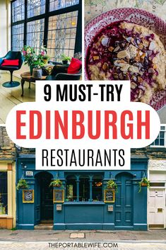 This list of where to eat in Edinburgh covers everything a first time visitor could want: cool coffee shops, classic pubs, and some Harry Potter magic. Scotland Travel Guide, Europe Travel Guide, Italy Travel, Edinburgh Travel, London Travel, Edinburgh Christmas, Christmas Markets, Fish And Chips, Harry Potter Magie