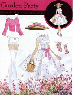 Fashion Model Collection 2 Paper Doll - Katerine Coss - Picasa Web Albums