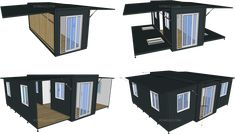 Expandable Container Home [FROM $10,000*]