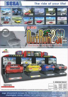 Out Run 2 - Special Tours SDX