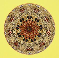D Laser Cut Paper Art Eric Standley Layered Complex Intricate - Beautiful laser cut paper art eric standley