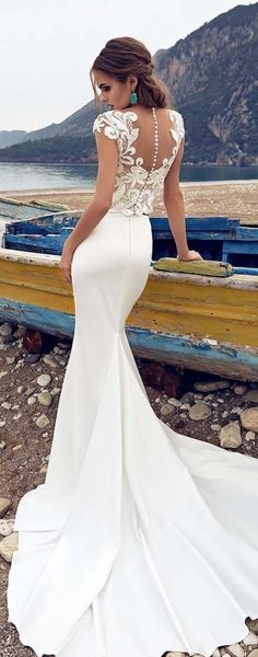 Perfect wedding dress for 2018