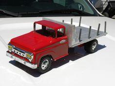 1958 Tonka Lumber Truck