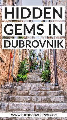 Dubrovnik is an amazingly intact walled city on the Adriatic Sea coast in the south of Croatia. Discover the best attractions and things to do in Dubrovnik. Croatia Itinerary, Croatia Travel Guide, Europe Travel Tips, Travel Destinations, Holiday Destinations, Italy Travel, Europe Budget, Budget Travel, Mykonos