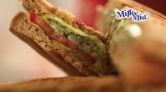 Delicious Sandwiches, Cheese Recipes, Food Videos, Sprouts, Recipies, Tasty, App, Cooking, Kochen
