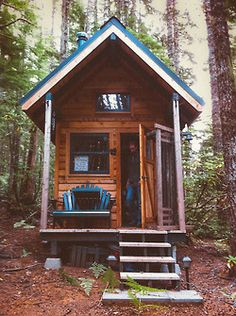 tiny house / The Green Life <3