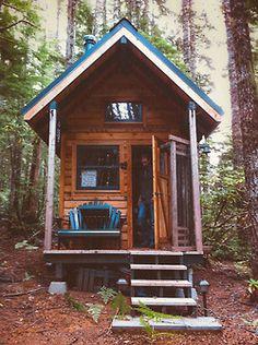 tiny house / The Green Life <3