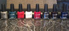 The new Vinylux colors!! #VisibleChangesSalonAndSpa #Salon #Spa #Nail #NailColor #Vinylux #CND Visible Changes Salon and Spa Norfolk, NE 68701 101 west Omaha ave (402)-379-4409
