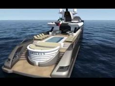 CRN Yachts - Dislopen Concept   CRN 62 mt sport