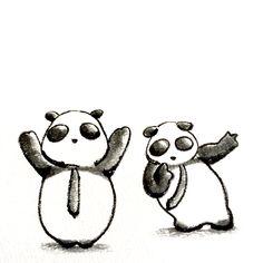 【一日一大熊猫】 2015.5.10 一発屋として騒がれている8.ゴレライみたいな人達は 面白い面白くないに関わらず世間にウケてるね。 一発屋だとしても世間に出れてイイな。 #パンダ #一発屋 http://osaru-panda.jimdo.com