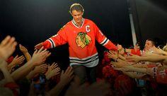 Everybody loves Jonny!  6th Annual Blackhawks Convention - General Information - Chicago Blackhawks - Fan Zone