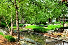 Nemacolin Woodlands Spa - Meditation Garden