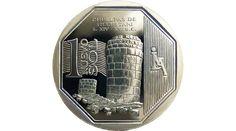 Las 24 monedas de S/.1 de la serie Riqueza y Orgullo del Perú