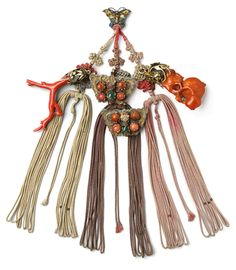 Korean Hanbok Accessories: Norigae (Hanging Tassel)