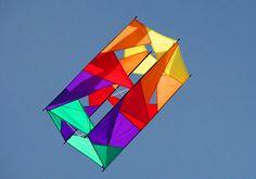 New Tech Explorer Box Kite
