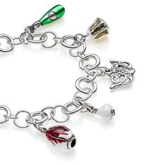Sterling Silver Luxury Bracelet - Veneto - 249 Euro Free worldwide shipping over 99 Euro