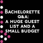 Bachelorette parties for big groups on a small budget