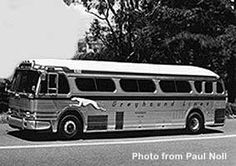Used to ridge a greyhound bus to go see Grandma Romanowski in Ft. Lauderdale.