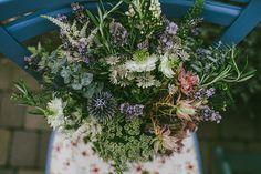 Wildflower bouquet   www.onefabday.com