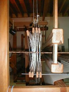 Yes, you can get a good shed on a counterbalance loom. It is just a matter of balance. The main thing to remember, is if the loom tie-ups ar...